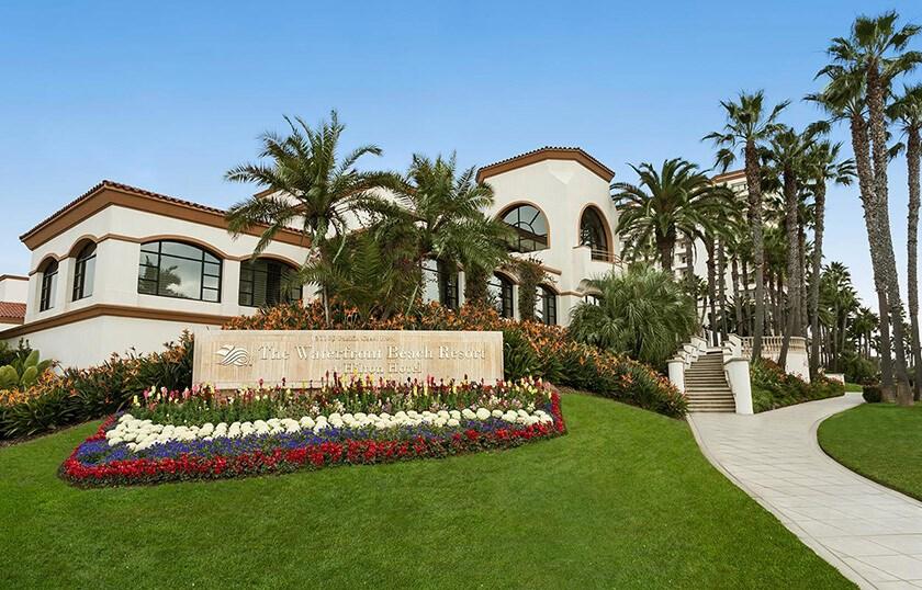 Hilton Waterfront Beach Resort